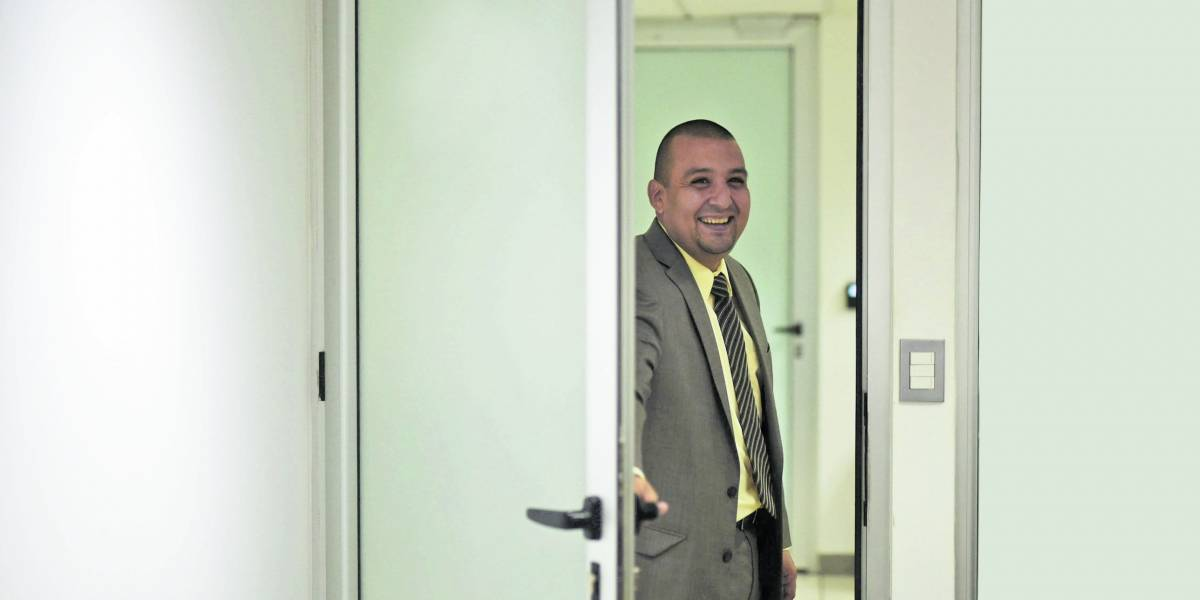 """""""Nos enfocaremos en planes piloto de grandes contribuyentes"""", Juan Francisco Solórzano, jefe de la SAT"""