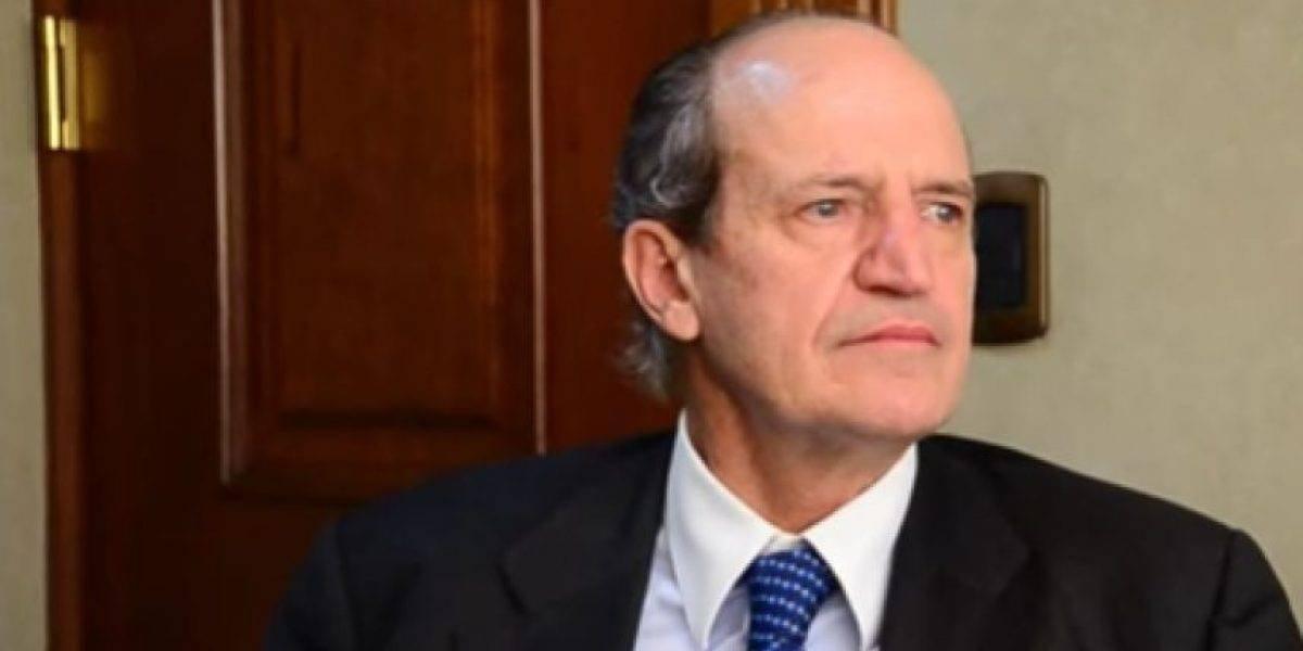 Fallece exbanquero Flavio Montenegro
