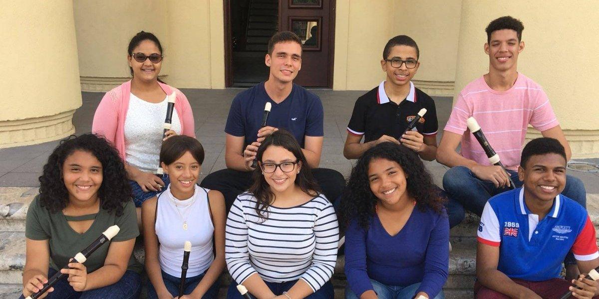Debuta Coro de Niños y Jóvenes de Santo Domingo