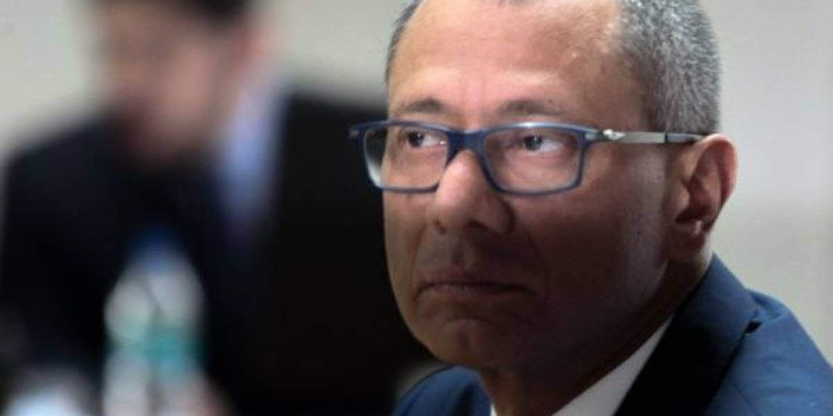 CAL aprueba juicio de censura contra Vicepresidente Glas