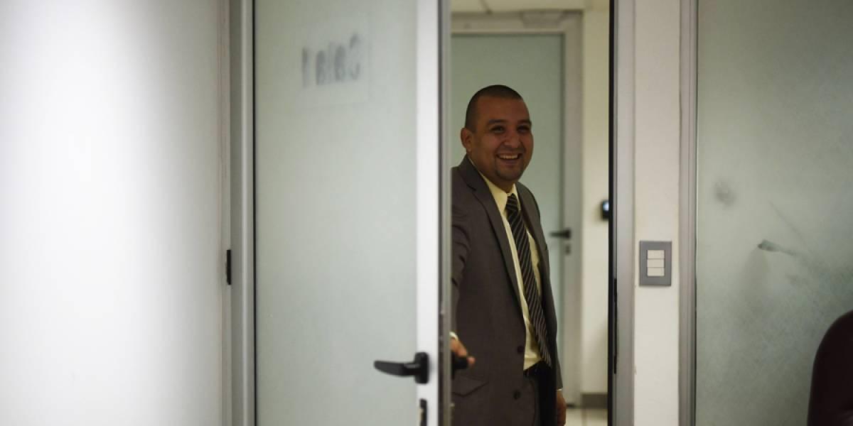 Solórzano Foppa es removido como jefe de la SAT por no llegar a la meta