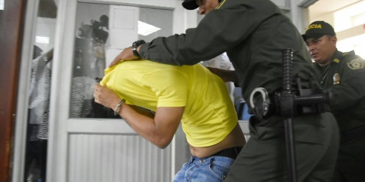 Trasladan al 'Monstruo de la Sexta Entrada' a la cárcel de Barranquilla