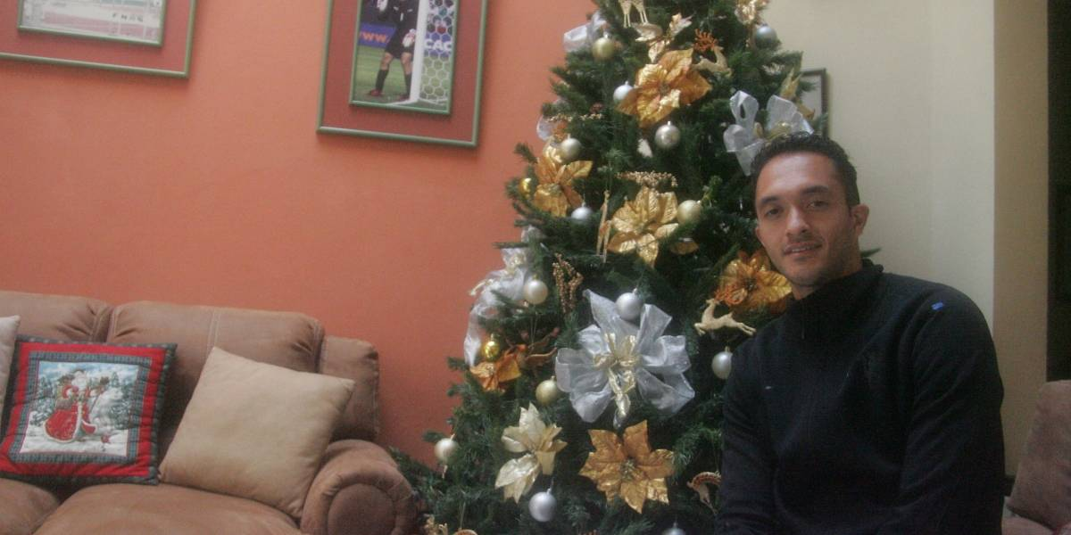 Ricardo Jerez está feliz de volver a la que considera su casa