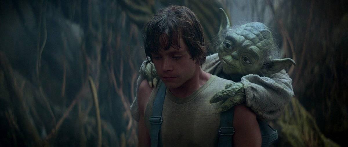 El origen de Luke.