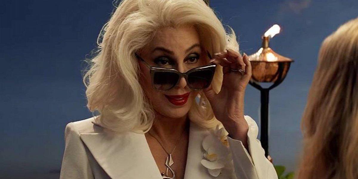 Vai rolar Mamma Mia 2 e aparição da Cher no primeiro trailer é imperdível; veja