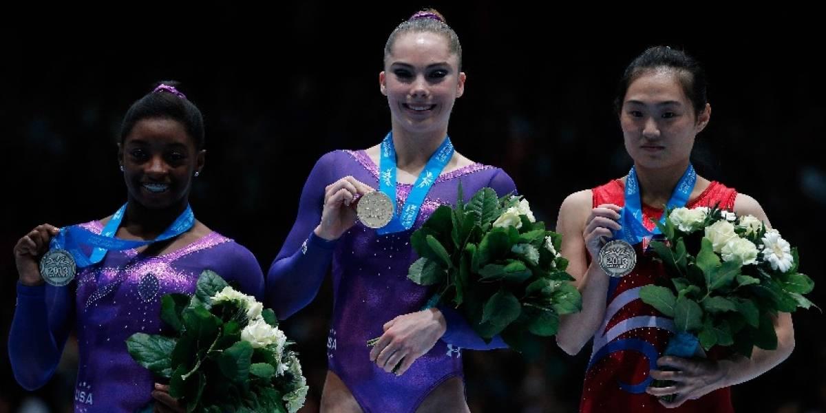 Medallista olímpica calló abuso sexual a cambio de 1.2 mdd