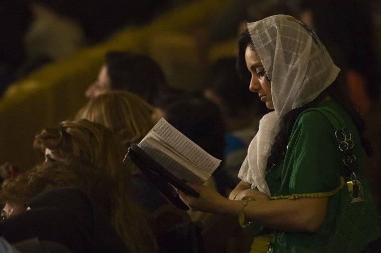 Mujeres en El Cairo