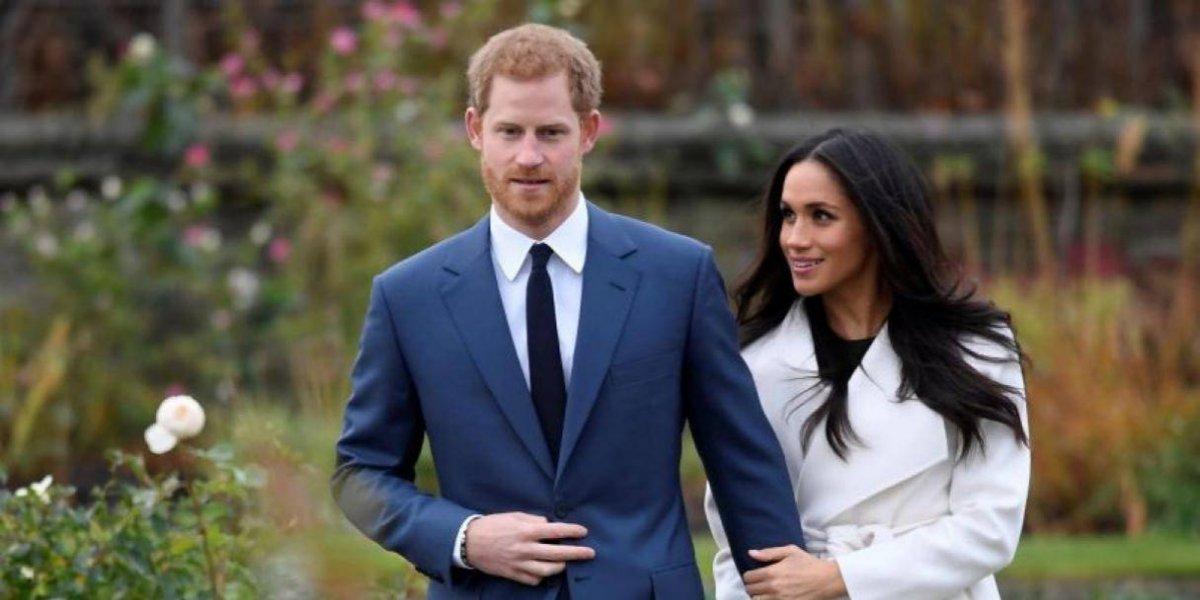 Circulan las fotos oficiales del compromiso del príncipe Harry y Meghan Markle