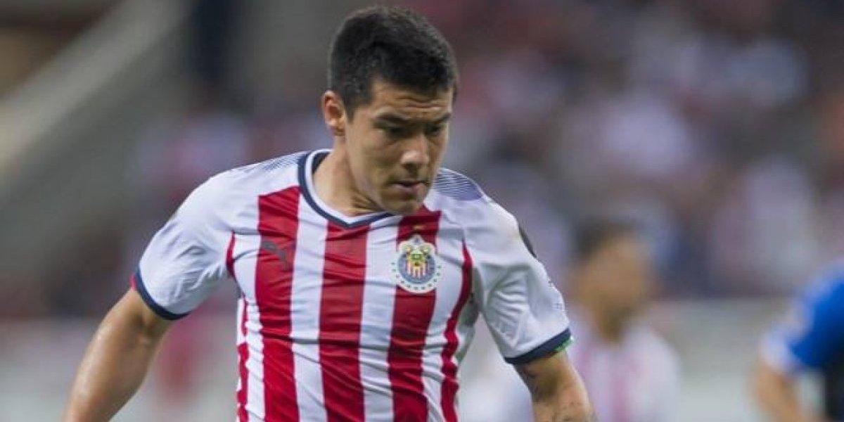 Michael Pérez quiere aprovechar la oportunidad con Chivas