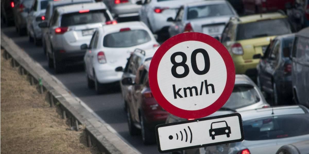 Aceleran multas por exceso de velocidad en la CDMX