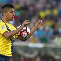 Christian Noboa se pierde el partido ante Argentina por problemas de logística