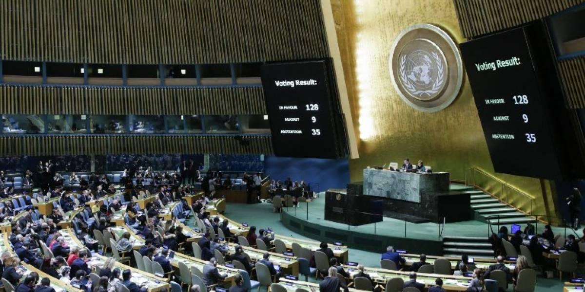 Guatemala es uno de los nueve países que apoya decisión de Trump sobre Jerusalén
