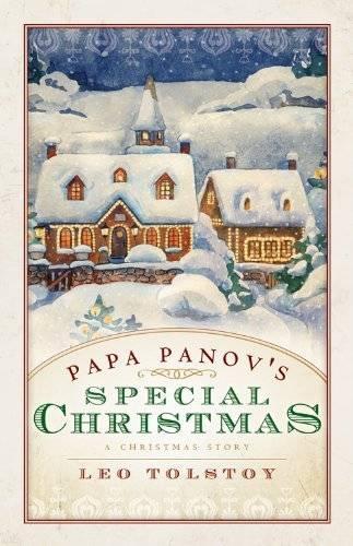 La Navidad especial de Papa Panov Lev Tolstoi