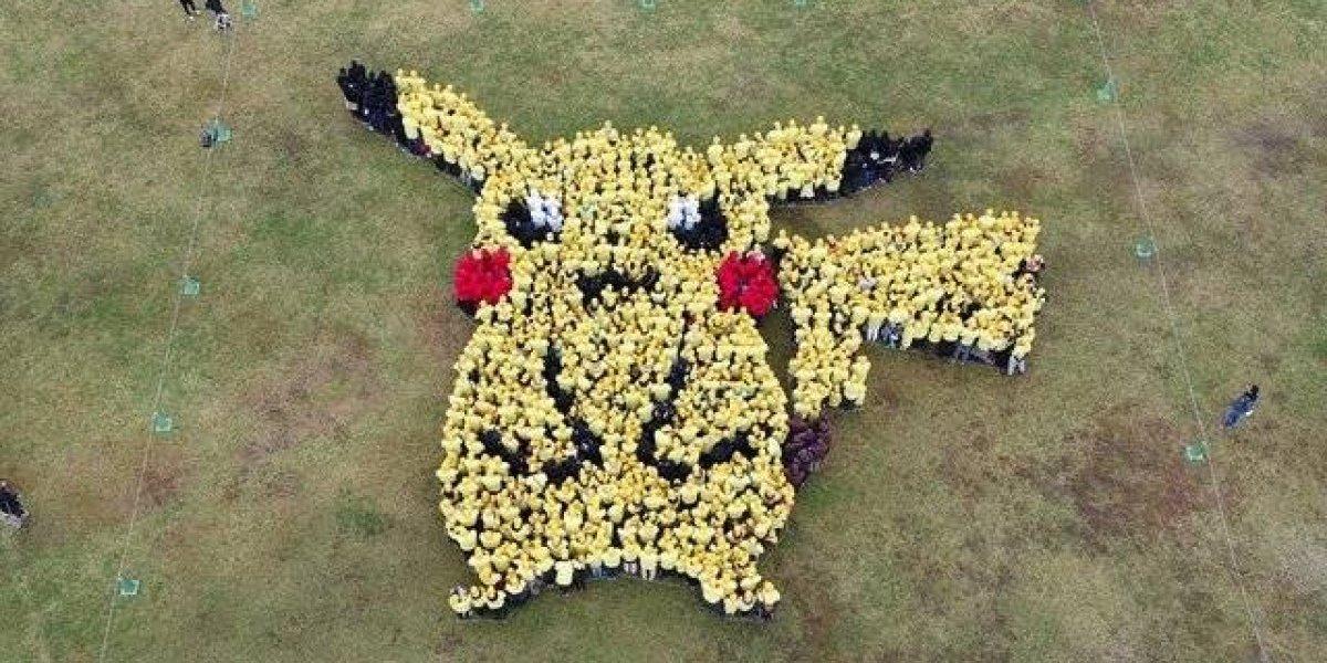 La figura de Pikachú rompió dos nuevos récords mundiales