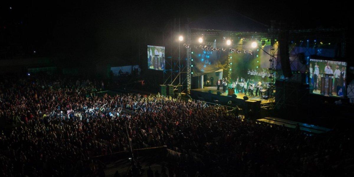 La Proclama Profética 2018 será en Campo Marte y se esperan más de 20 mil personas