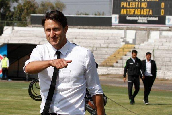 Vuelve al fútbol chileno / imagen: Photosport