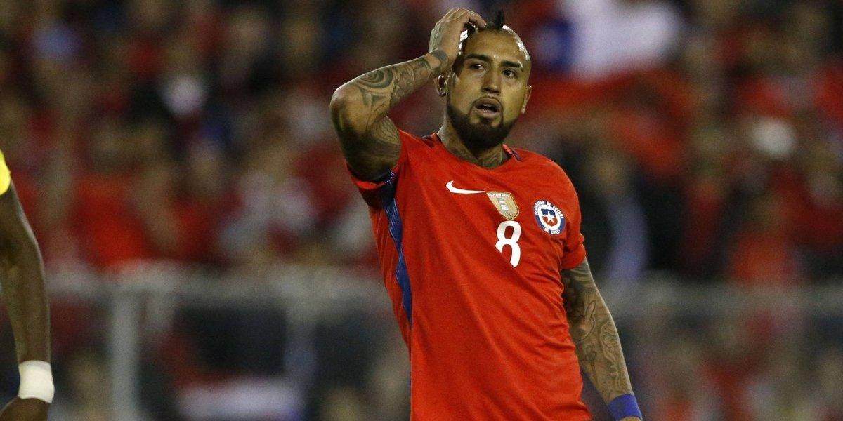 Premian al 'Rey': Vidal es parte del equipo ideal de la Bundesliga
