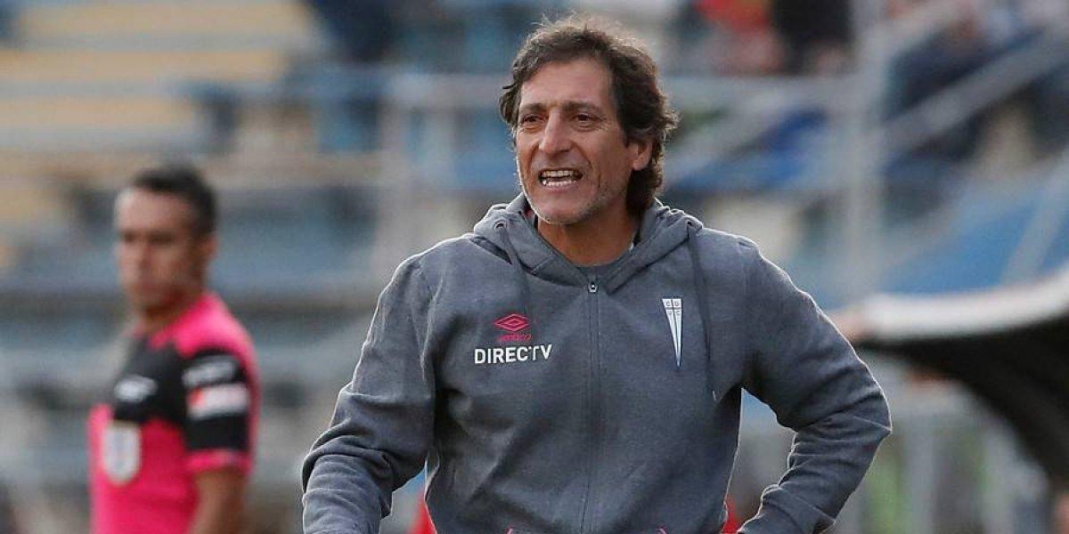 Comandante de exportación: Mario Salas es el nuevo DT de Sporting Cristal