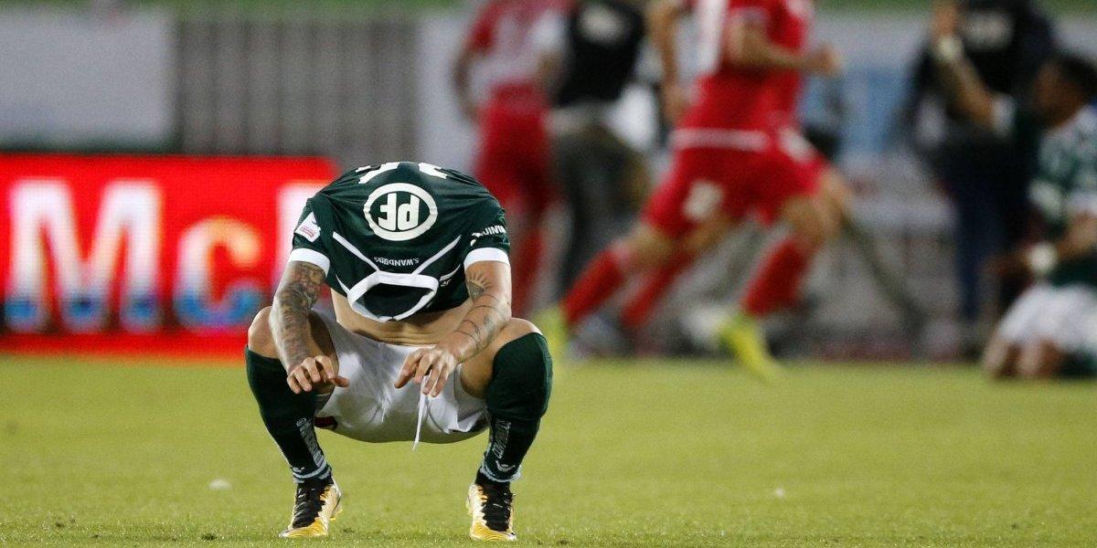 Bombazo: Wanderers perdió una llave ganada, La Calera mostró clase en los penales y lo mandó a la B