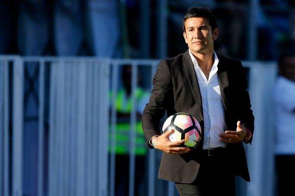 A sus 37 años Víctor Rivero ostenta dos ascensos. A su reciente gesta con La Calera suma lo logrado con San Luis en 2015 / Foto: Photosport