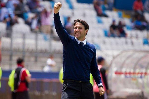 El español tiene permanente contacto con los jugadores o ex jugadores de Real Sociedad / imagen: Photosport