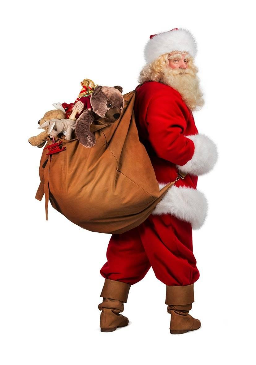 Papa Noel es turco