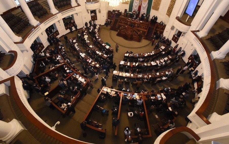 El Congreso se instalará el 17 de septiembre. Foto: @AsambleaDF