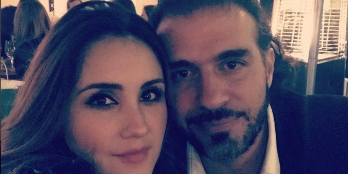 """Paco Álvarez y su amor por Dulce María: """"Es la mujer de mi vida definitivamente"""""""