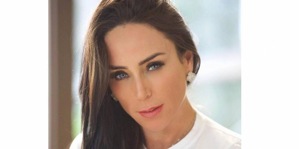 Cansada, Inés Gómez Mont habla sobre los problemas con su ex pareja