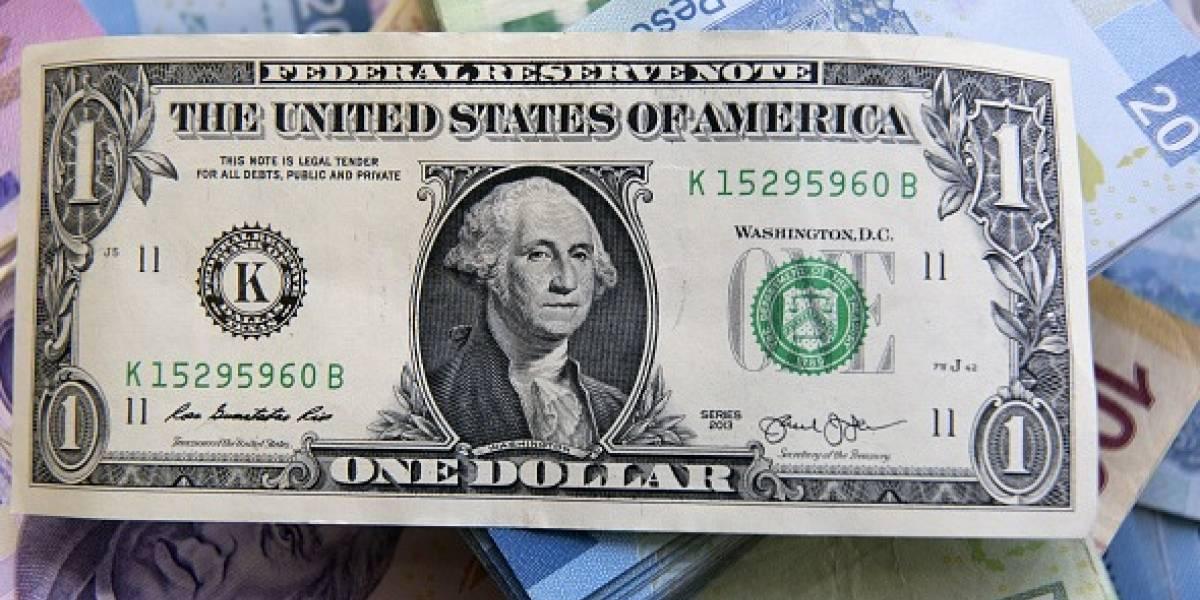 Dólar se dispara a 19.87 pesos; lo más caro desde marzo