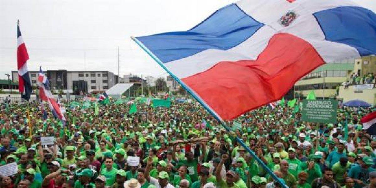 Odebrecht y marchas contra corrupción protagonizaron 2017 en R.Dominicana