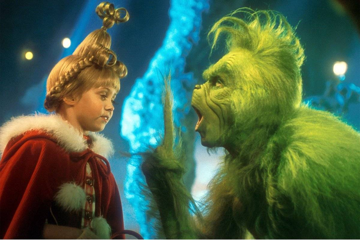Dr. Seuss' How the Grinch Stole Christmas (2000) *Netflix