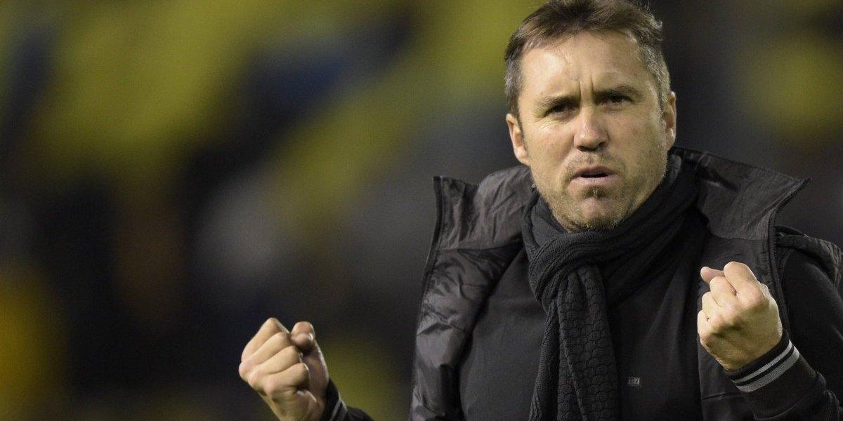 """DT de Racing no le teme al grupo con la U en la Libertadores: """"Sabíamos que nos tocaría difícil"""""""