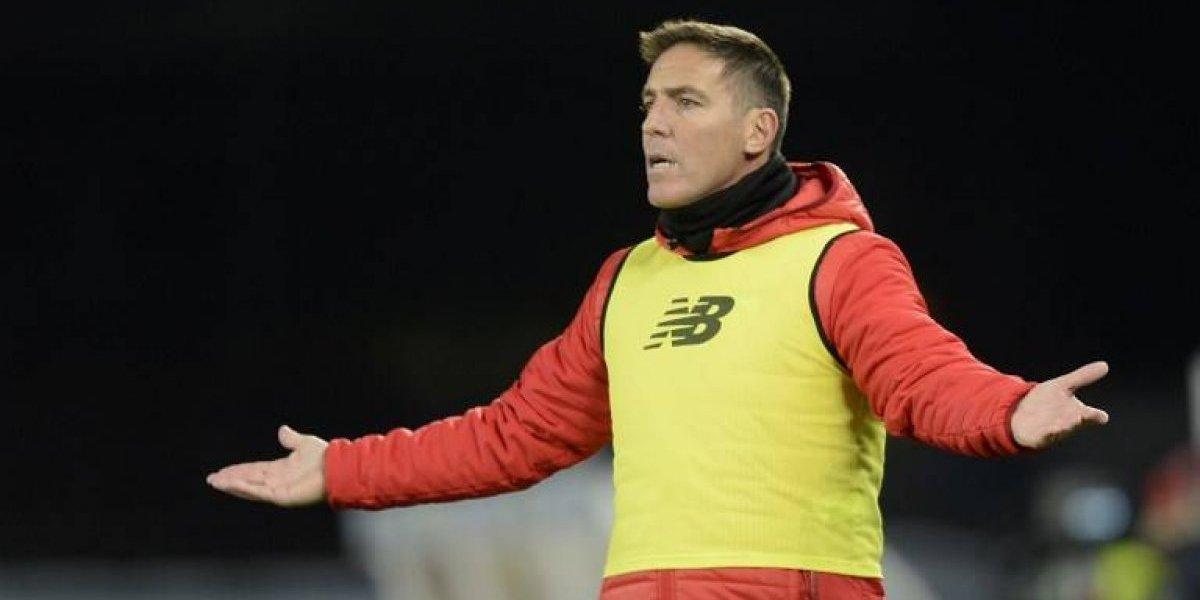 "Poco decentes: Sevilla despidió a Berizzo por ""mala racha del equipo"""