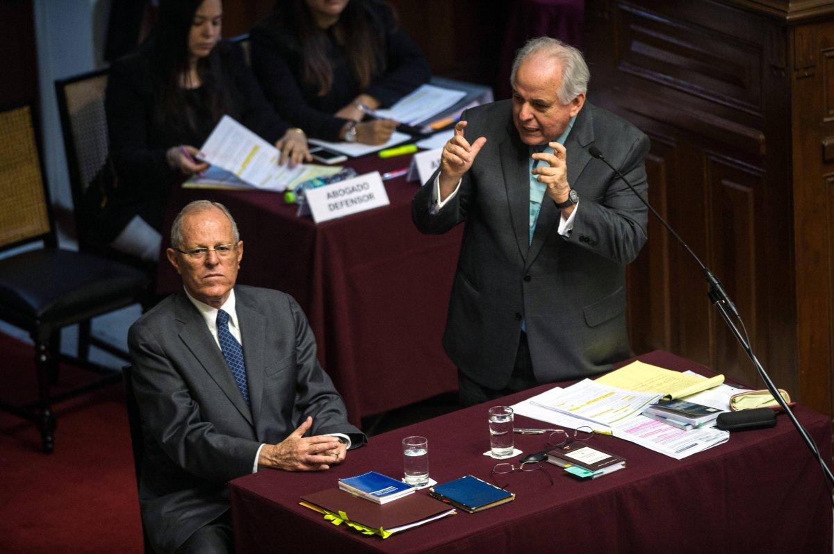 Ex presidente de Perú recibe indulto y pide perdón