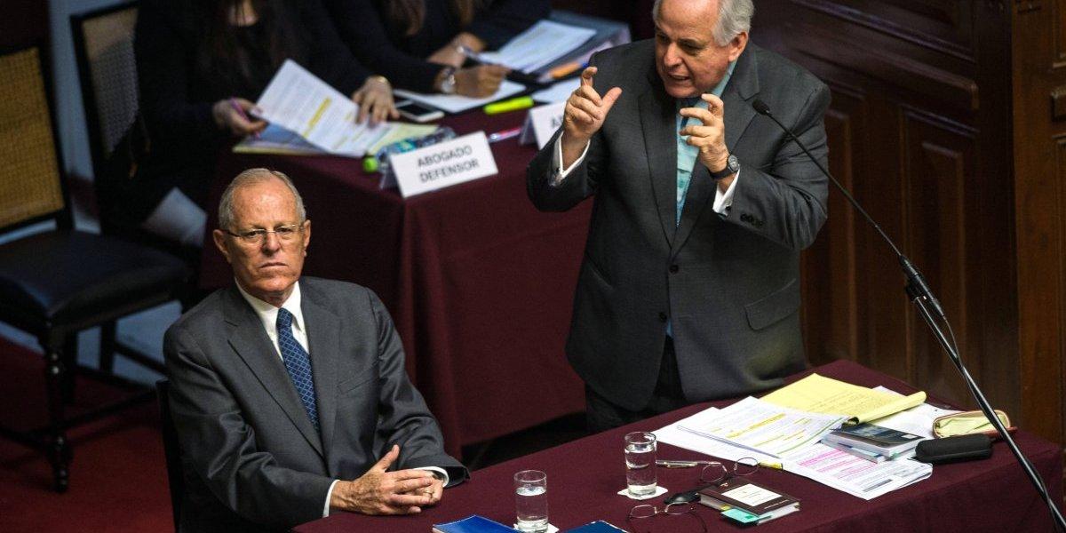 PPK se salva de ser destituido y llama a la reconciliación en Perú