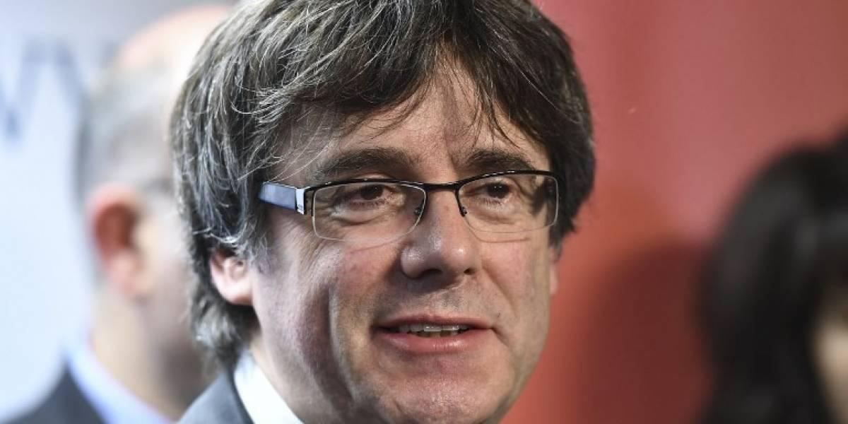 Duro golpe para España: justicia alemana deja en libertad condicional a Puigdemont y descarta el delito de rebelión