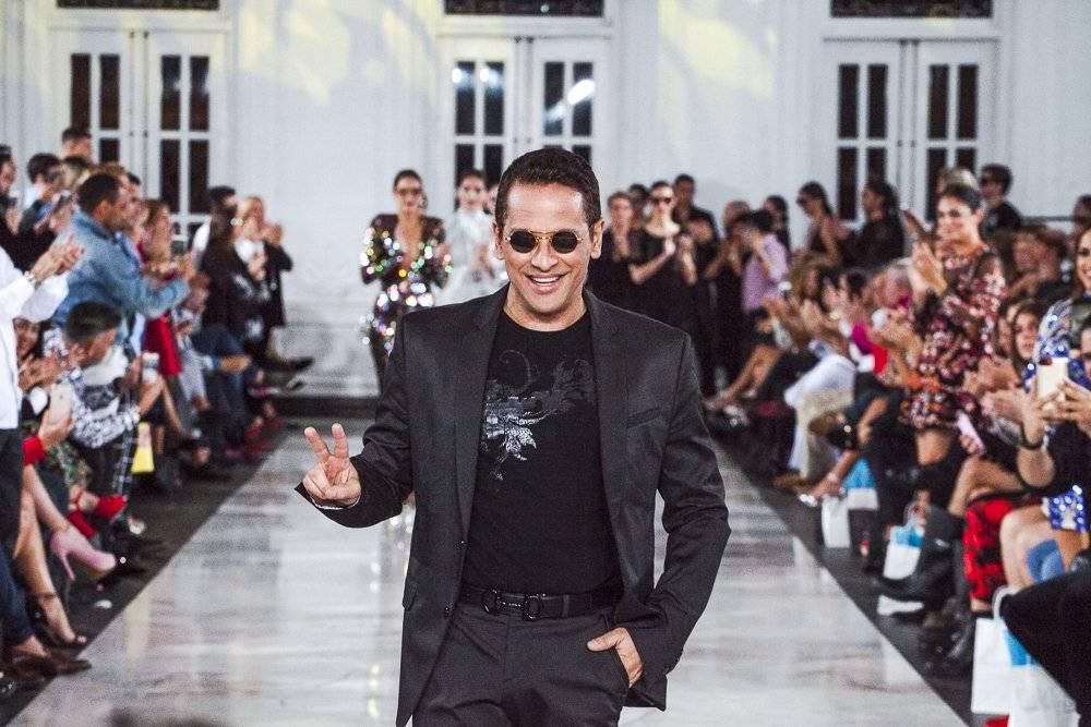 Diseñador Luis Antonio / Foto: suministrada