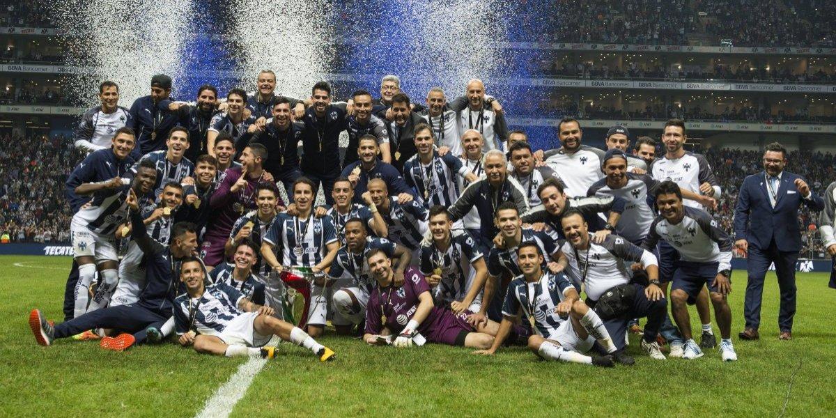 Rayados por fin se corona en su nueva casa al conquistar la Copa MX