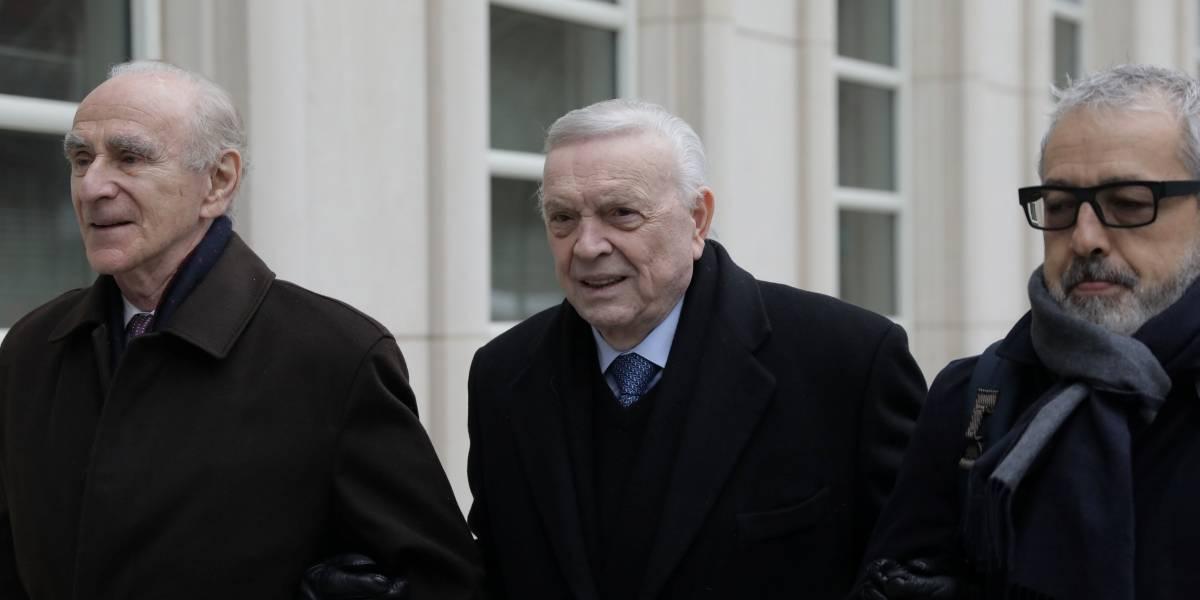 Juíza ordena que Marin seja levado à cadeia nos EUA imediatamente; pena pode chegar a 20 anos