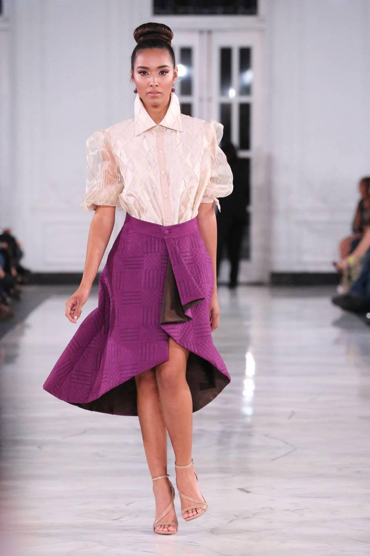 Colección Hope, diseñadora Sonia Rivera / Facebook: San Juan Moda
