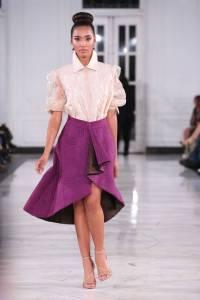 Colección Hope, diseñadora Sonia Rivera / Facebook San Juan Moda