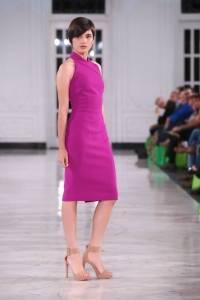 Spring-Summer 2018, diseñadora Karen Millen / Facebook: San Juan Moda