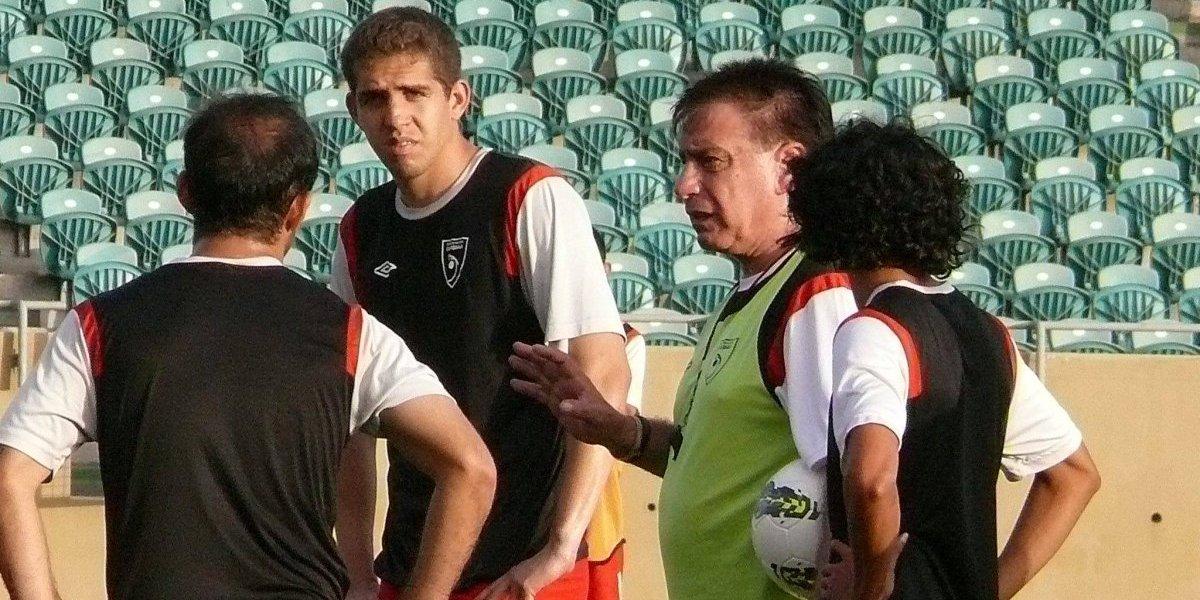 """Almeida: """"El futbol se debería de independizar"""""""
