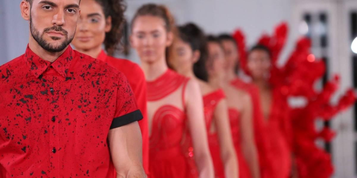 Vibrante la moda para el 2018