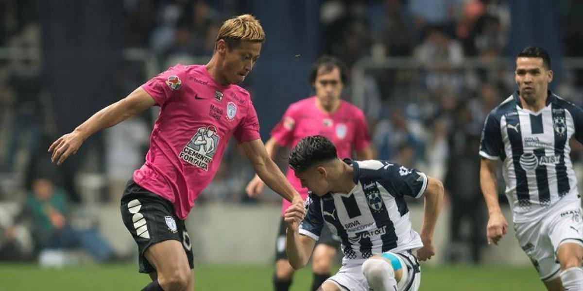 Ángelo Sagal fue villano en la derrota de Pachuca en la final de la Copa MX