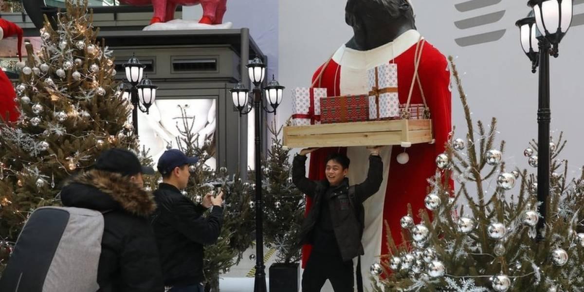Quais são os países que proíbem o Natal?