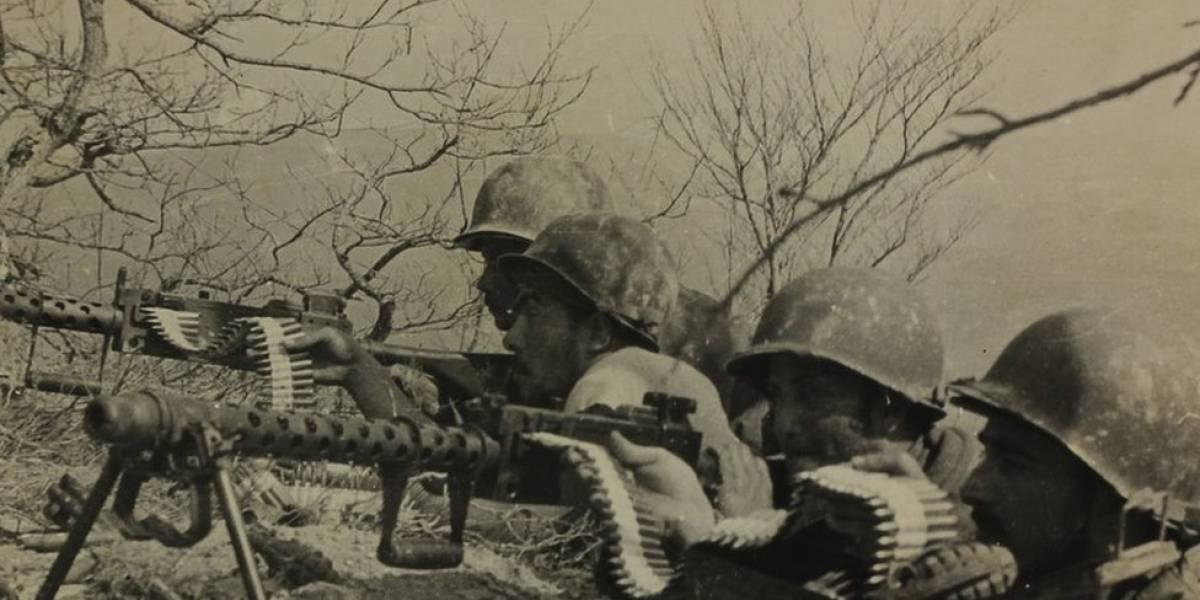 Arquivo revela Natal de soldados brasileiros sob granadas e ao som de Noel Rosa na 2ª Guerra