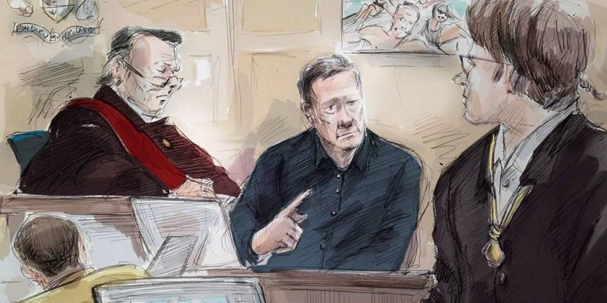 O playboy acusado de série de assassinatos que atuou como seu próprio advogado de defesa no Canadá
