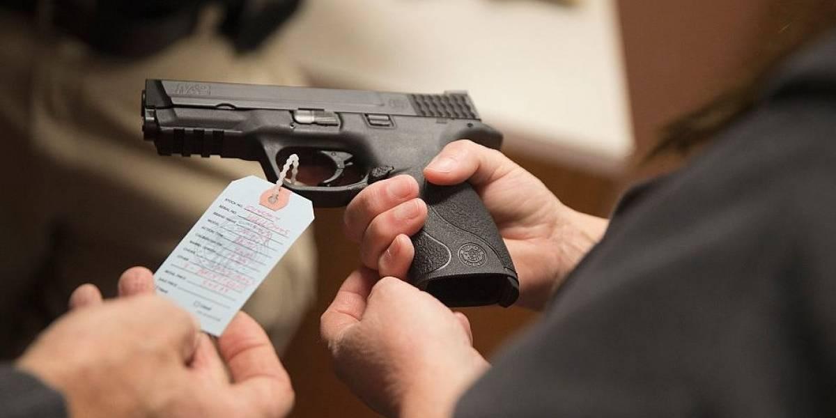 Sólo 8 detenidos por tráfico de armas de fuego en un año